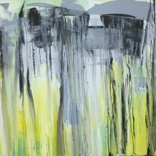 Abstract Painting by Paul Ashby