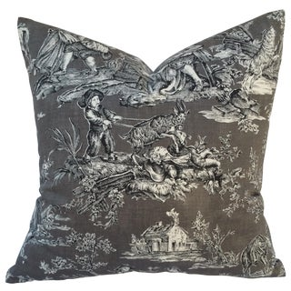 Pierre Frey Toile Pillow