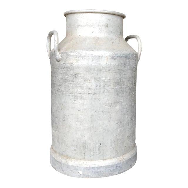 Vintage French Metal Milk Jug - Image 6 of 6