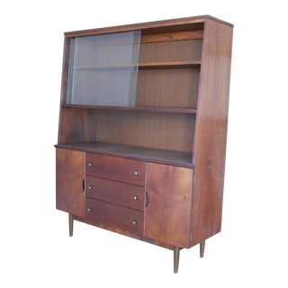 Mid-Century Modern China Cabinet