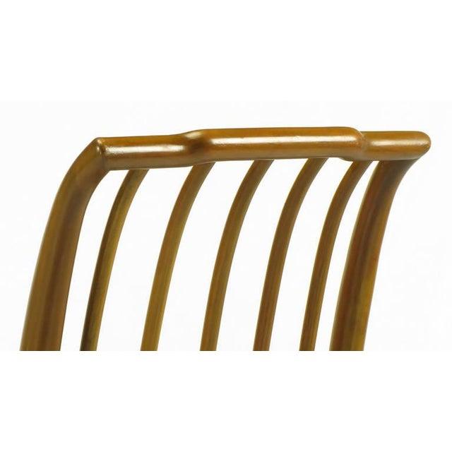 Six J. Stuart Clingman Dining Chairs by John Widdicomb - Image 8 of 10