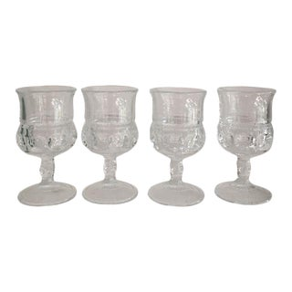 Petite Imperial Shot Glasses - Set of 4