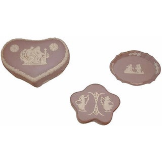 Lavender Wedgwood Collection - Set of 3