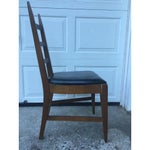 Image of Mid-Century Ladder Back Side Chair