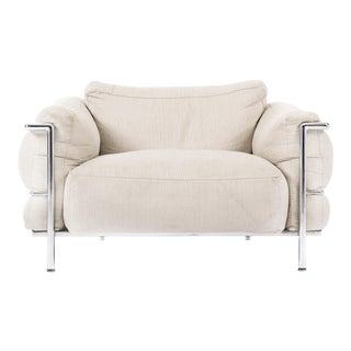 "Le Corbusier LC3 Lounge Chair ""Grande"