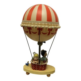 Dolly Toy Company Girl & Boy in Balloon Lamp