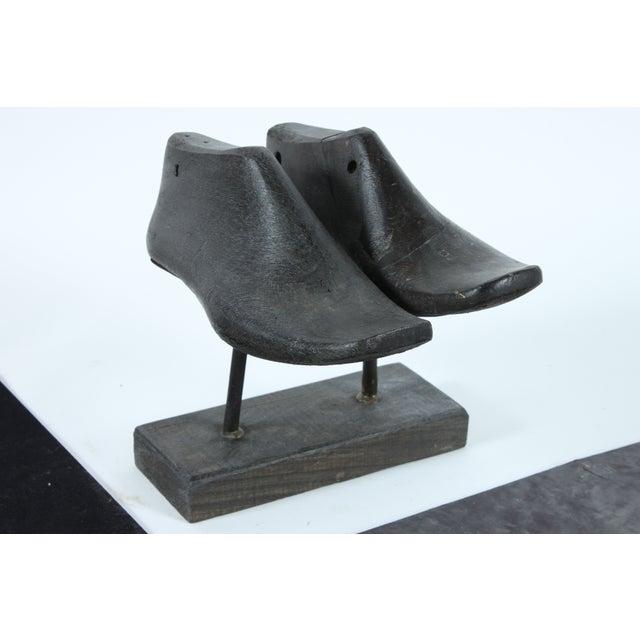 Image of Ebony Double Shoe Mold