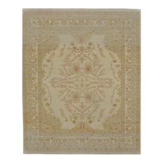 Surena Rugs Antique Style Oushak Rug - 7' 4'' x 9' 2''