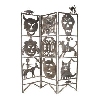 Spooky Halloween Screen