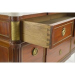 Image of Maison Jansen Marble Top Bronze Mounted Commode