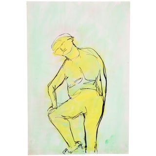 Mid-Century Figure Study by Jean Margolin