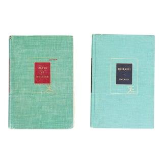 Vintage 1950s Play & Literature Hardback Books - A Pair