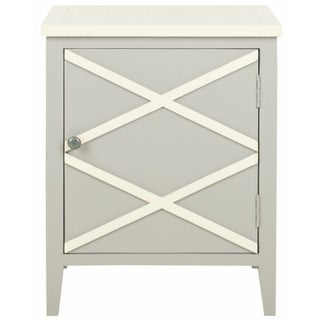 Side Cabinet Table - Grey