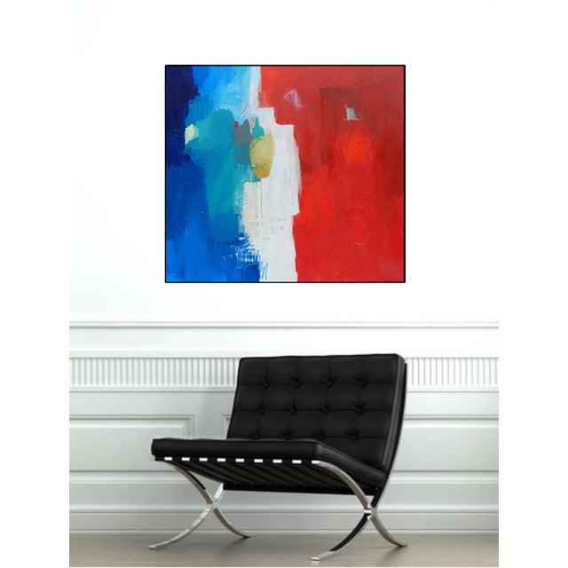 Image of Mixed Signals Original Painting