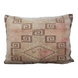 Turkish Wool Rug Pillow