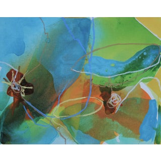 Anemone 1, Painting