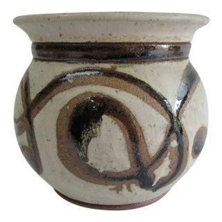 Mid-Century Studio Pottery Planter