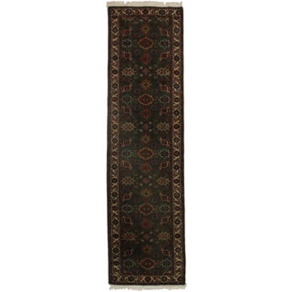 RugsinDallas Hand Knotted Persian Style Runner - 2′8″ × 9′8″