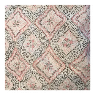 Rosa Bernal Linen Fabric Remnant