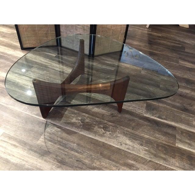Noguchi Style Coffee Table Chairish