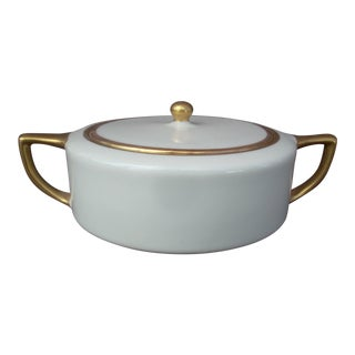 Belleek Willets Sugar Bowl