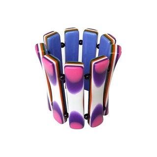 Léa Stein Huge Laminated Bracelet