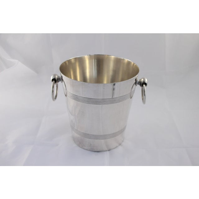 Silver French Champagne Bucket - Image 2 of 6