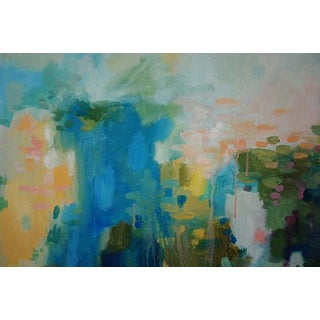 Kelly Witmer Early Spring Abstract Painting