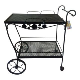 Woodard Garden Cart