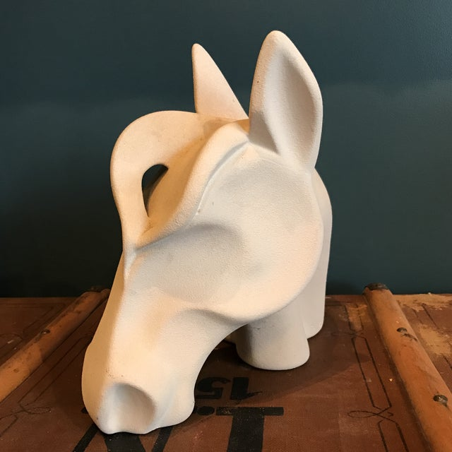 Image of Jaru Ceramic Horse Head