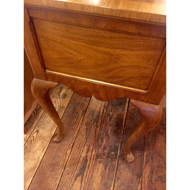 Image of Mahogany 3-Drawer Sideboard Console