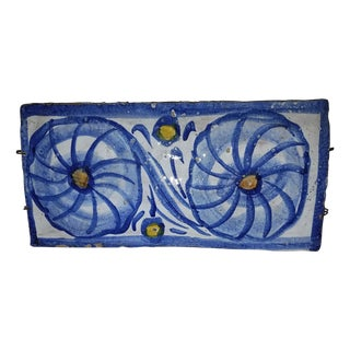 Sienna in Blue and White Wall Tile