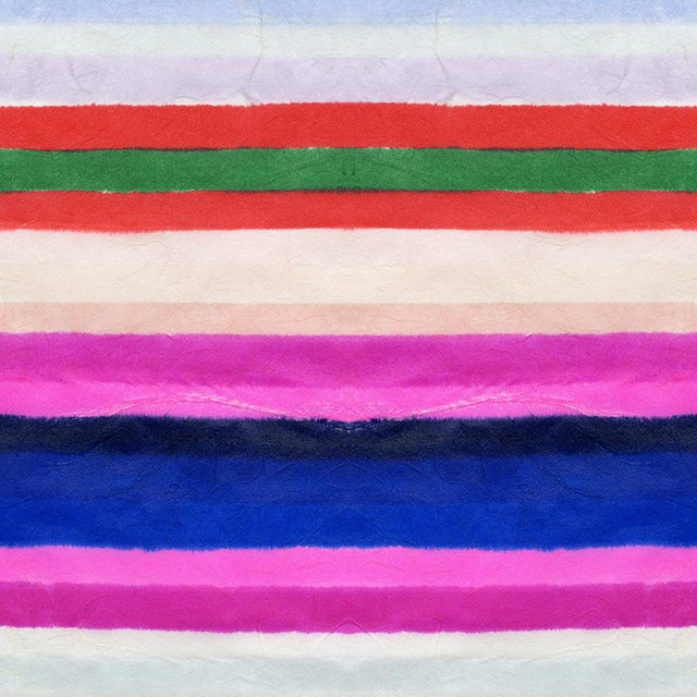 "Kristi Kohut ""Chromatic Harmony #3"" Original Print - Image 3 of 3"