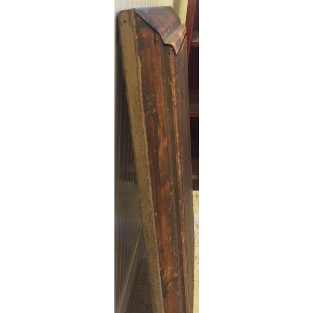 Large Antique Gilt Wood Frame - Image 7 of 8