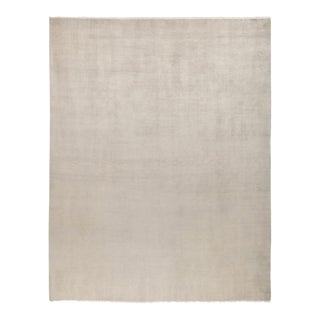 """Solids Hand Knotted Area Rug - 8' 0"""" X 10' 2"""""""