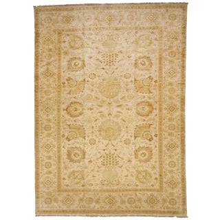 Hand-Knotted Palatial Egyptian Carpet - 12' x 17'