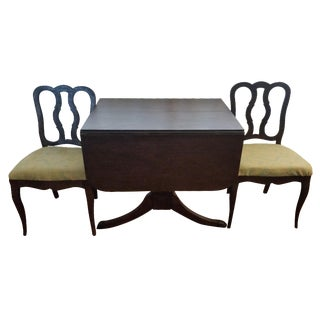 Duncan Phyfe-Style Craddock Dining Set