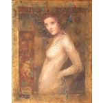 "Image of ""Athena"" Serigraph by Csaba Markus"
