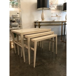 Italian Mid-Century Modern Ico Parisi for Singer & Sons Stacking Tables