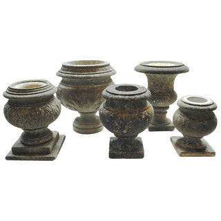 Early 20th Century English Urns