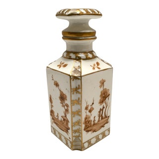 Hand-Painted Spanish Perfume Bottle
