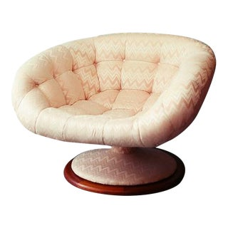 R. Huber Mid Century Womb Chair