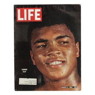 Vintage Muhammad Ali Life Magazine