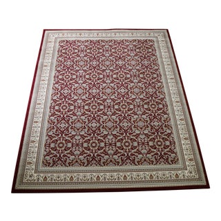 """Herati Traditional Rug Red - 6'5"""" x 9'5"""""""