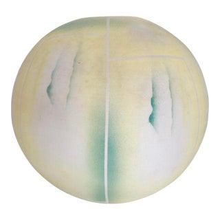 Large Art Deco Style Ball Vase