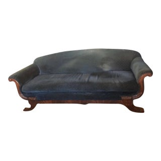 Duncan Phyfe Style Sofa