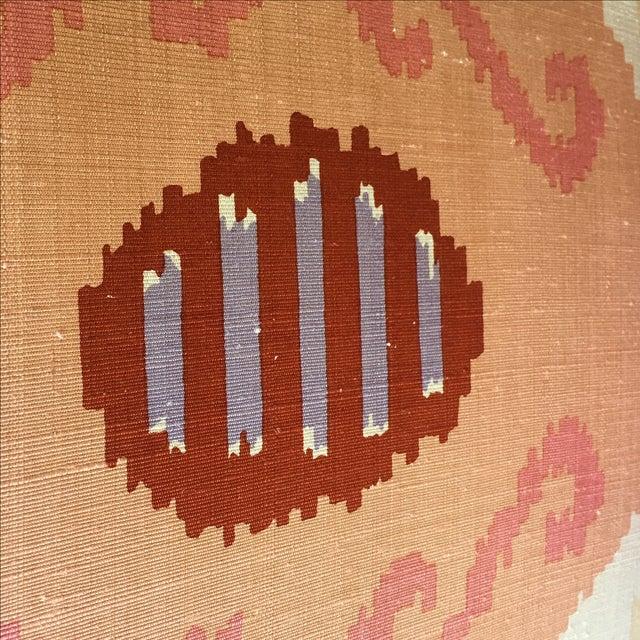 Martin Brattrud Ikat Sofa - Image 4 of 9