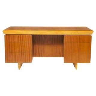 Vintage Paul Laszlo Mahogany Desk