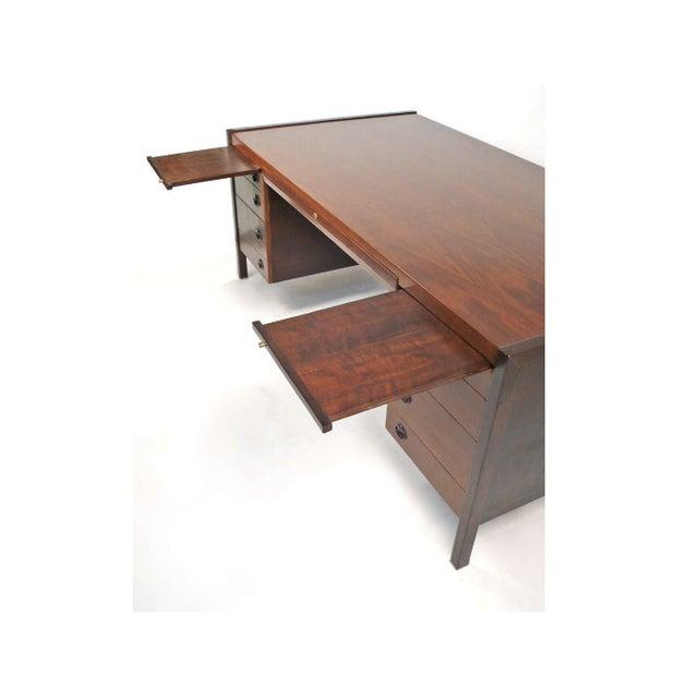 Edward Wormley for Dunbar Executive Desk - Image 4 of 5