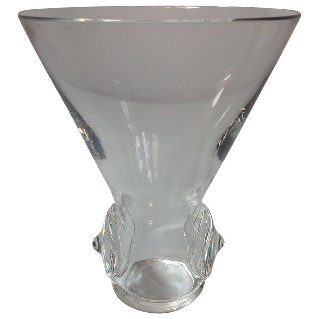 Image of George Thompson for Stueben Art Glass Vase